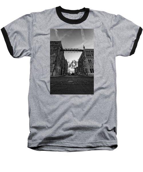 Bricks And Beer Baseball T-Shirt