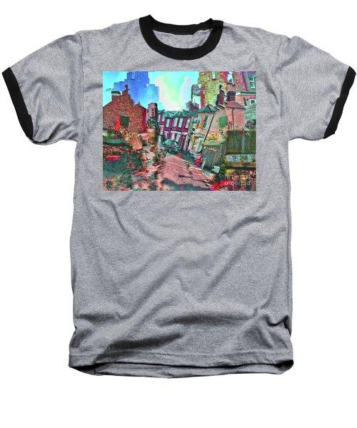 Bricks And Mortar Baseball T-Shirt