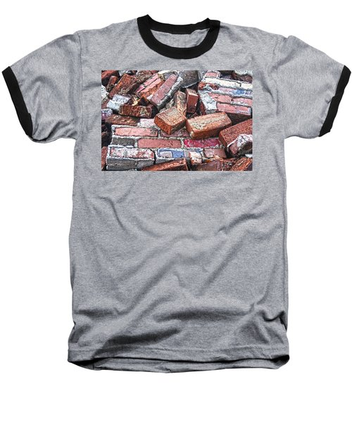 Bricks Baseball T-Shirt