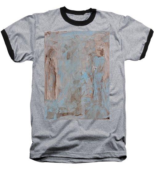Bride Angel/ Blessed Mother Baseball T-Shirt