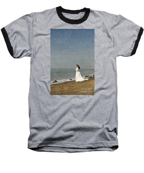 Bride By The Sea Baseball T-Shirt