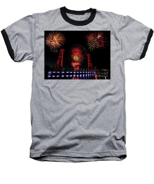 Bridge 13 Canada Day Baseball T-Shirt