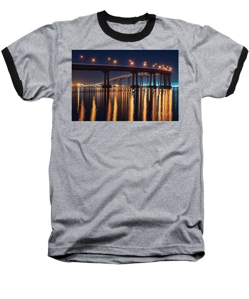 Bridge Bedazzled Baseball T-Shirt