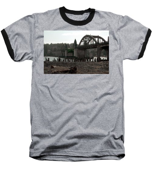 Bridge Deco Baseball T-Shirt