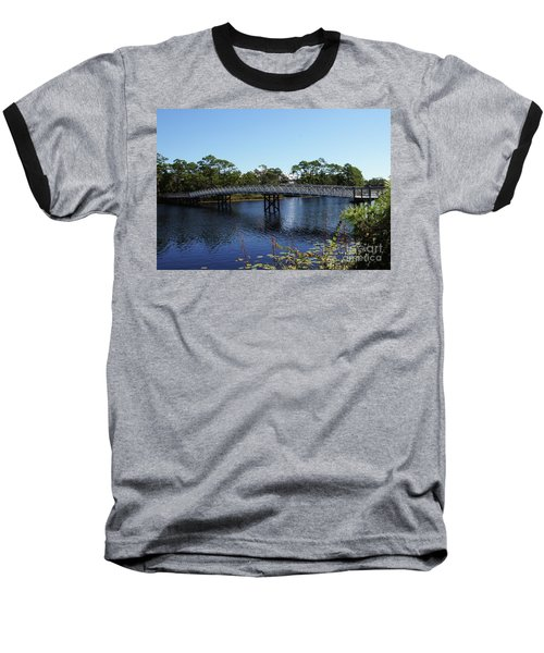 Western Lake Bridge Baseball T-Shirt
