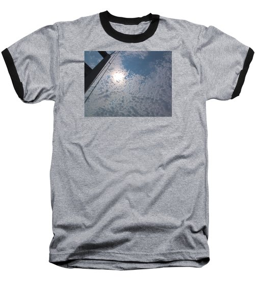 Bridge Meet Sky Baseball T-Shirt