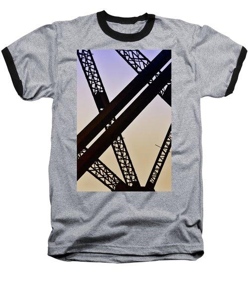 Bridge No. 1-1 Baseball T-Shirt