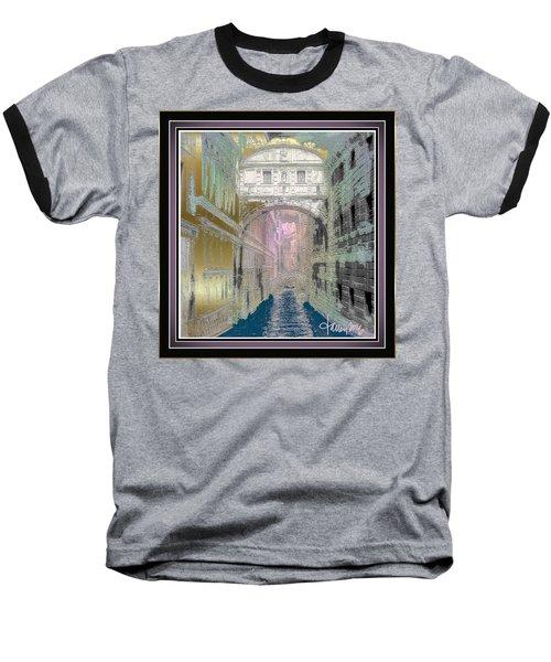 Bridge Of Sighs Baseball T-Shirt