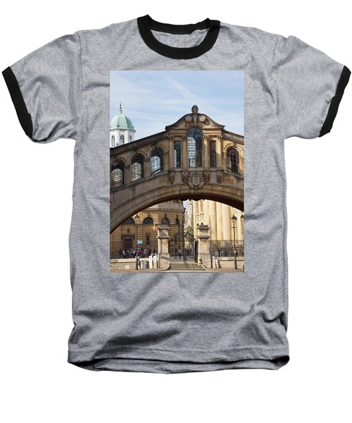 Bridge Of Sighs Oxford Baseball T-Shirt