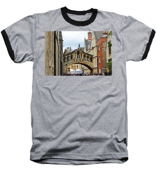 Bridge Of Sighs Baseball T-Shirt