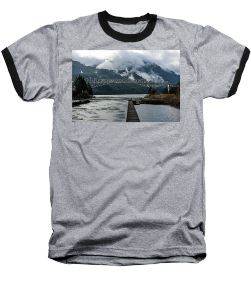 Bridge Of The Gods Baseball T-Shirt