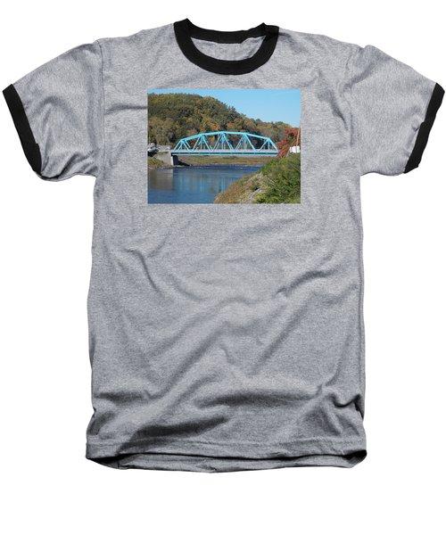 Bridge Over Rondout Creek 2 Baseball T-Shirt