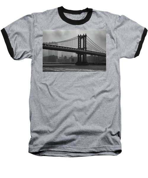 Bridge Over Troubled Water Baseball T-Shirt