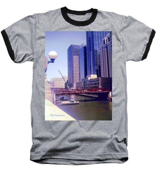 Bridge Overview Baseball T-Shirt