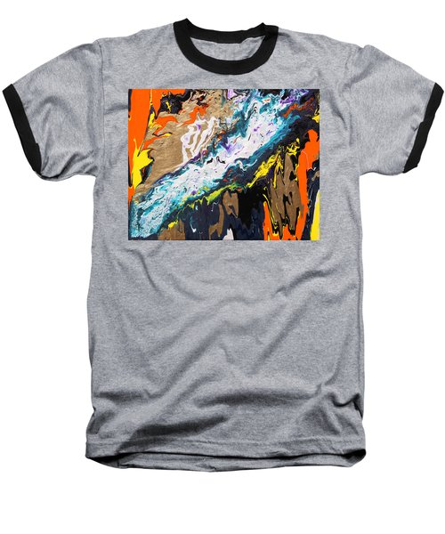 Bridge Baseball T-Shirt by Ralph White