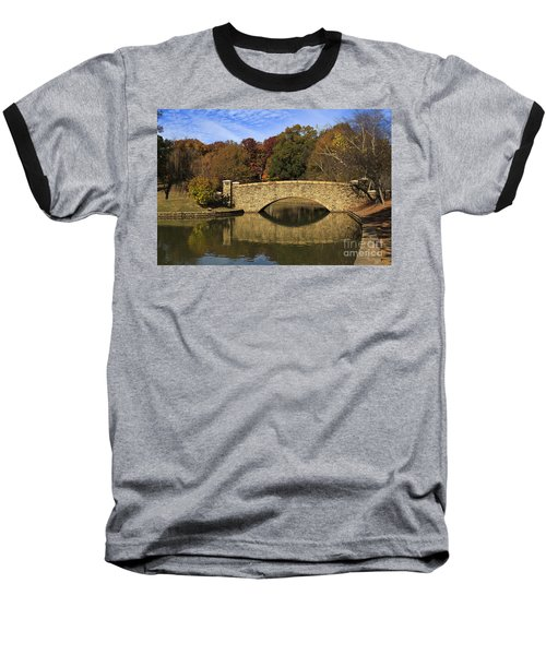 Bridge Reflection Baseball T-Shirt