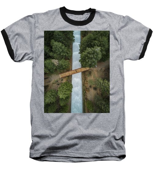 Bridge The Gap Baseball T-Shirt