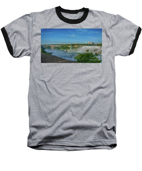 Bridge To America Baseball T-Shirt