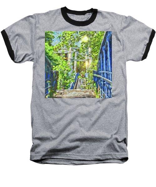 Bridge To Your Dreams Baseball T-Shirt