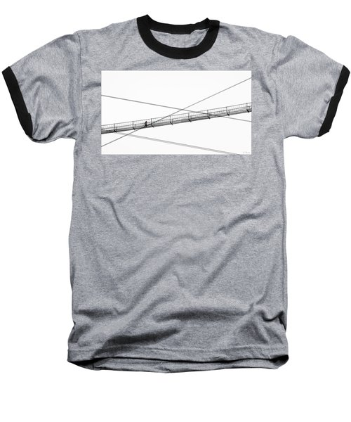 Bridge Walker Baseball T-Shirt