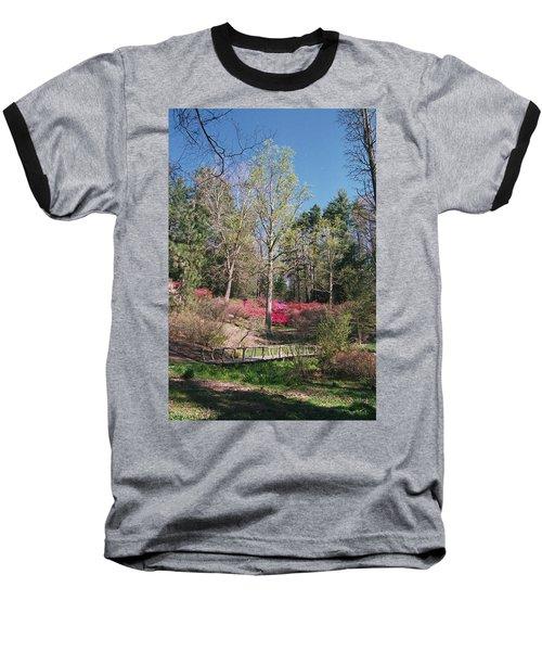 Bridge Walkway Baseball T-Shirt