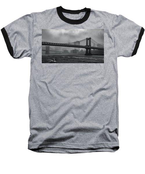 Bridges In The Storm Baseball T-Shirt