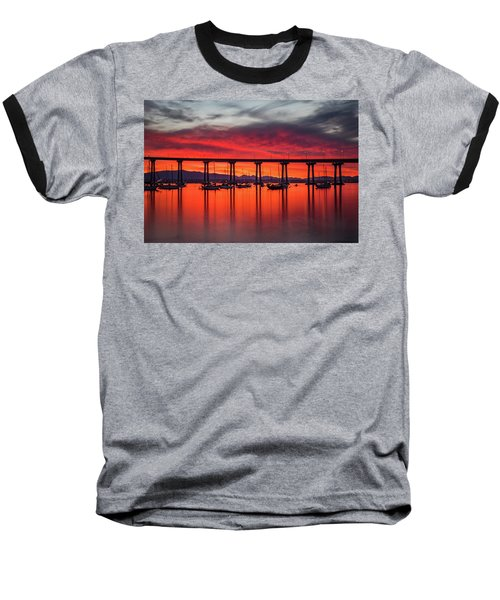Bridgescape Baseball T-Shirt