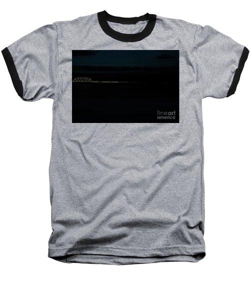 Bridging The Columbia River Baseball T-Shirt