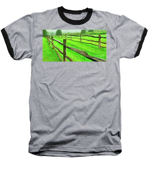 Bridle Trail Baseball T-Shirt
