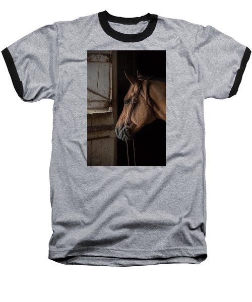 Bridled Baseball T-Shirt