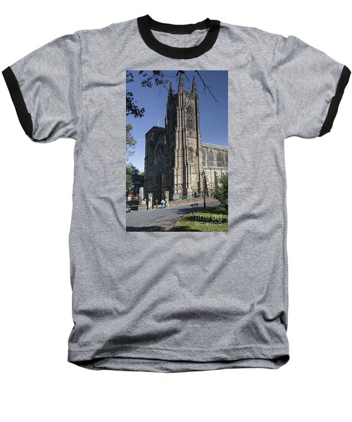 Bridlington Priory Baseball T-Shirt