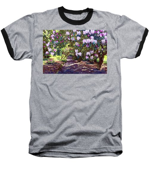 Bright And Beautiful Spring Blossom Baseball T-Shirt