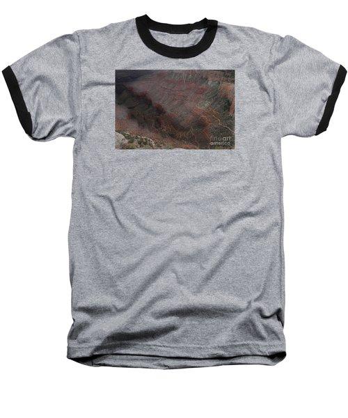 Bright Angel Trails Off Baseball T-Shirt