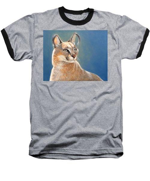 Bright Eyes - Caracal Baseball T-Shirt