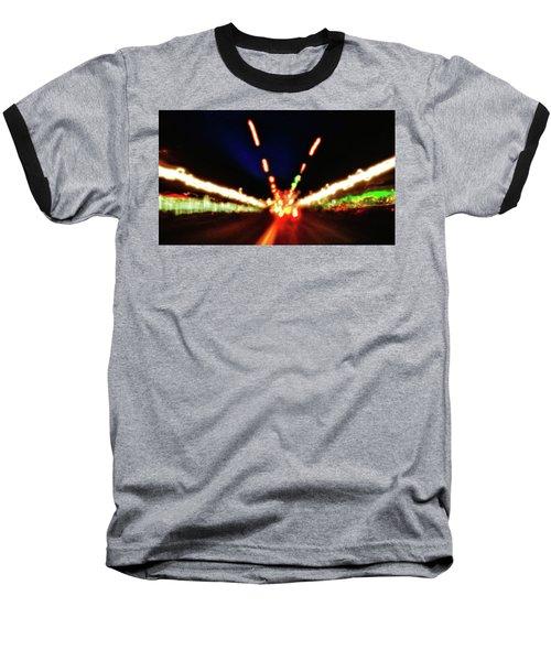 Bright Lights Baseball T-Shirt