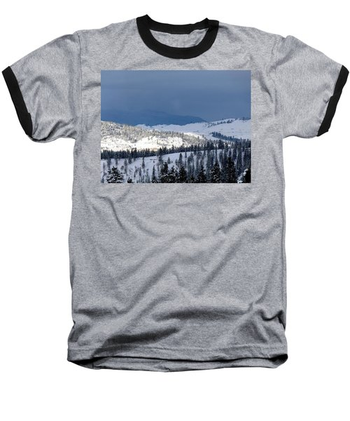 Baseball T-Shirt featuring the photograph Bright Patch Of Sunshine by Will Borden