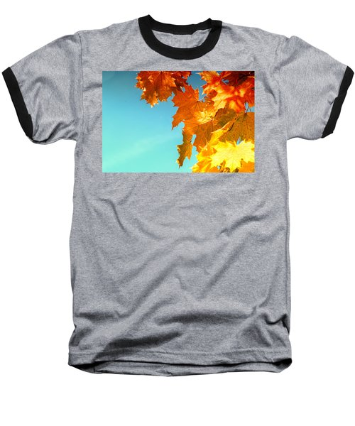 The Lord Of Autumnal Change Baseball T-Shirt