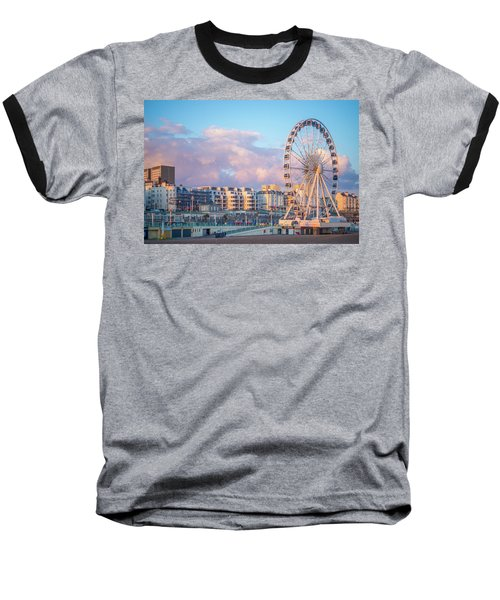 Brighton Ferris Wheel Baseball T-Shirt