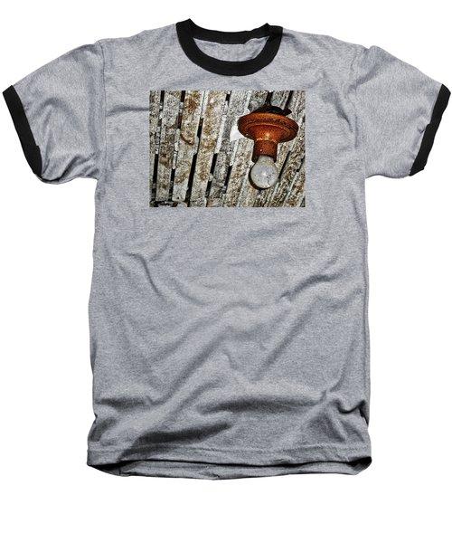 Brighton Homestead IIi Baseball T-Shirt by Jeff Iverson