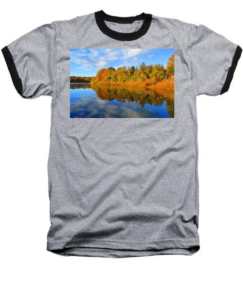 Brilliance Of Autumn Baseball T-Shirt