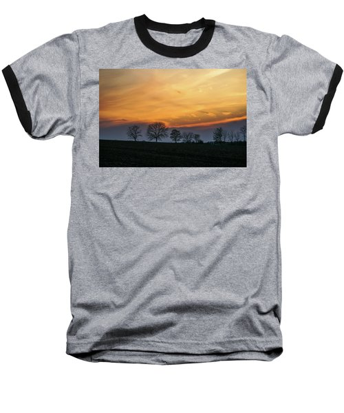 Brilliant Canopy Baseball T-Shirt
