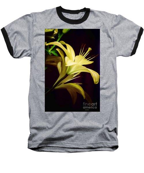 Brilliant Lily Baseball T-Shirt