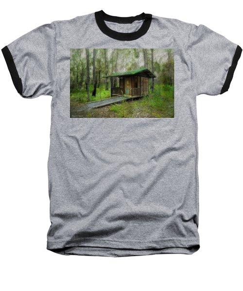 Brimbin Nature Reserve 01 Baseball T-Shirt by Kevin Chippindall