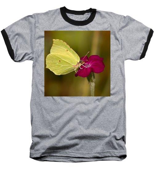 Baseball T-Shirt featuring the photograph Brimstone 1 by Jouko Lehto