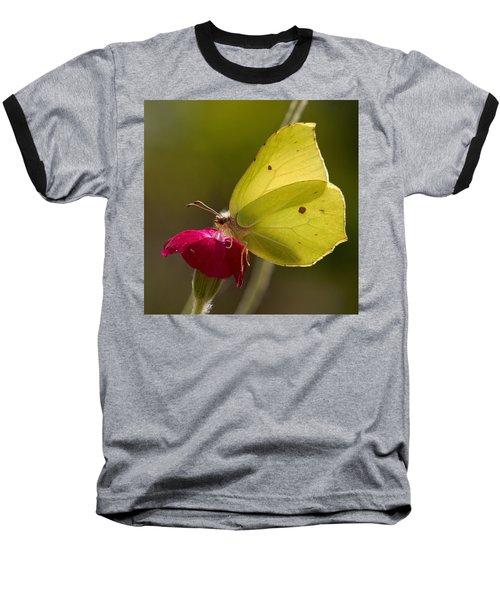 Baseball T-Shirt featuring the photograph Brimstone 2 by Jouko Lehto