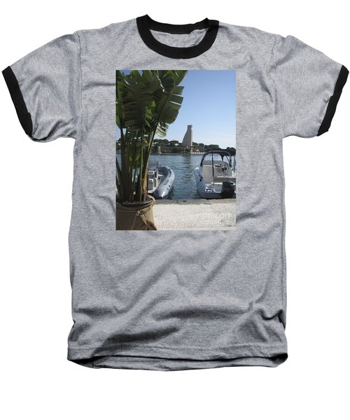 Brindisi By The Sea In May Baseball T-Shirt