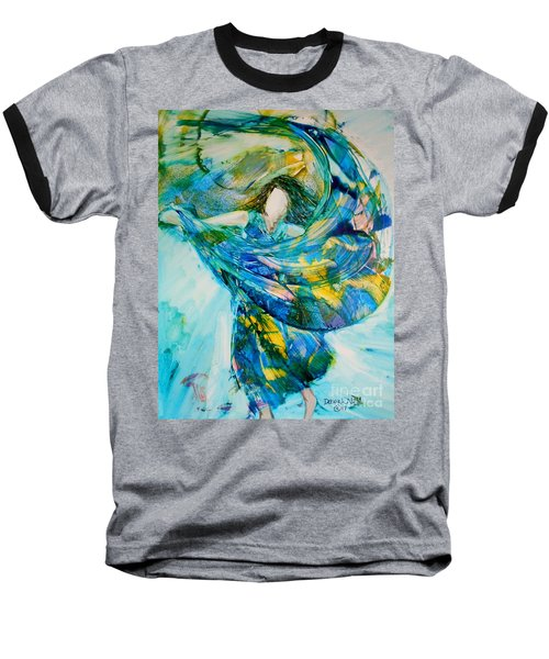 Bringing Heaven To Earth Baseball T-Shirt