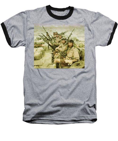 British Sas Baseball T-Shirt