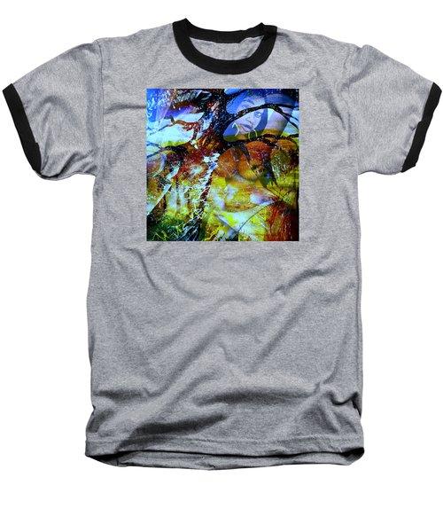 Britney Baseball T-Shirt by Fania Simon