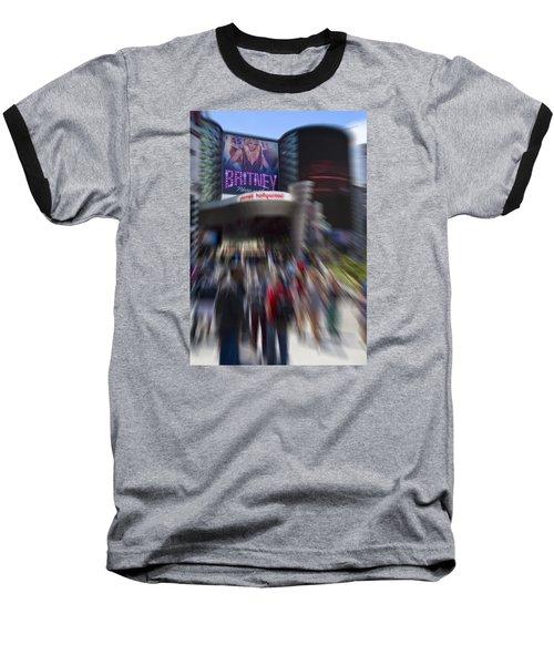 Britney Baseball T-Shirt